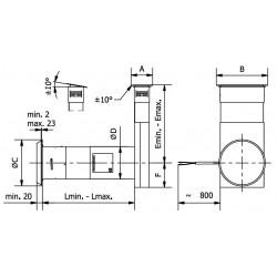 NLGS 110A-CC • DARCO • PROFESJONALNA WYSYŁKA