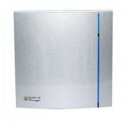 Wentylator łazienkowy (osiowy) SILENT SILVER DESIGN
