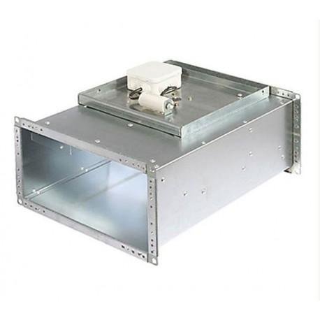 Promieniowy wentylator do kanałów prostokątnych DRF