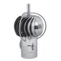 Turbowent z zewnętrznym łożyskiem nasada rurowa-(OTWIERANA)