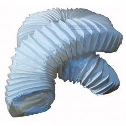 Kanał płaski elastyczny PVC nieizolowany