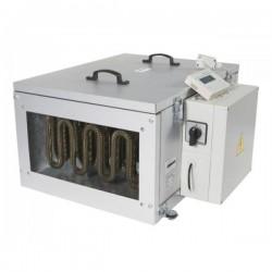 Centrala wentylacyjna nawiewna z nagrzewnicą elektryczną MPA E