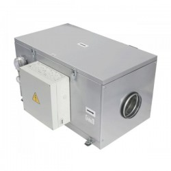 Centrala wentylacyjna nawiewna z nagrzewnicą elektryczną VPA