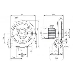 Venture MPA 40 T* • wentylator promieniowy • 390 m3/h • PROFESJONALNA WYSYŁKA • BEZPIECZEŃSTWO ZAKUPÓW • INDYWIDUALNE RABATY W S