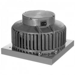 Dachowy wentylator promieniowy z poziomym wylotem powietrza CAPP EC