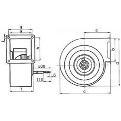 Venture SEM-2C-133/062 • wentylator promieniowy • PROFESJONALNA WYSYŁKA • BEZPIECZEŃSTWO ZAKUPÓW • INDYWIDUALNE RABATY W SKLEPIE
