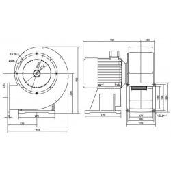 LFA-2-250/114-550T • Venture Industries •• PROFESJONALNA WYSYŁKA • BEZPIECZEŃSTWO ZAKUPÓW • INDYWIDUALNE RABATY W SKLEPIE • 690