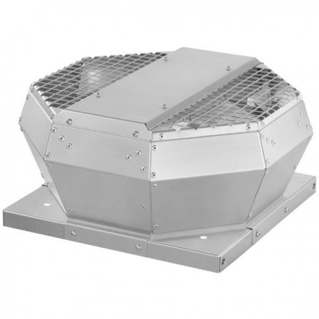 Dachowy wentylator promieniowy z wyrzutem pionowym VIVER