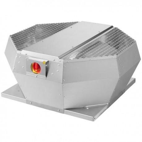 Dachowy wentylator promieniowy z wyrzutem pionowym VIVER.P