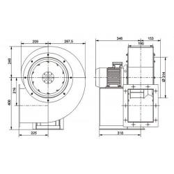 MSB-2-315/102-110T • Venture Industries • S&P • TANIA PROFESJONALNA WYSYŁKA