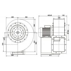 MSB-2-400/125-400T • Venture Industries • S&P • TANIA PROFESJONALNA WYSYŁKA