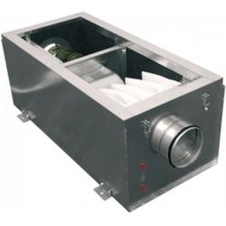 Centrala wentylacyjna nawiewna z nagrzewnicą elektryczną VEKA