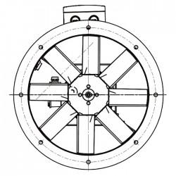 Wentylator osiowy ARC