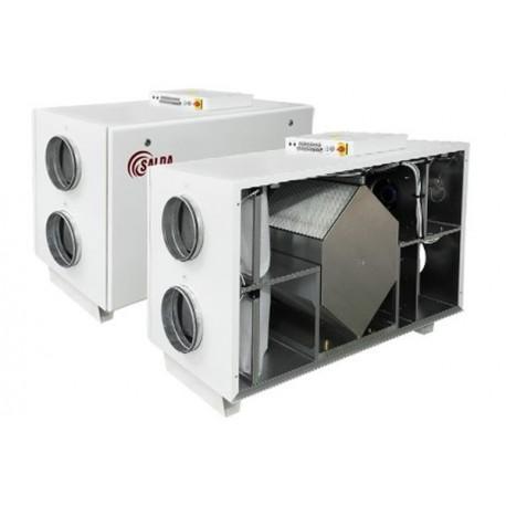 Rekuperator z nagrzewnicą wodną RIS HW EKO 3.0 (poziomy)