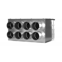 Rozdzielacz przelotowy FLEXO BOX P8
