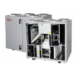 Rekuperator z nagrzewnicą elektryczną RIRS VE EKO 3.0 (pionowy)
