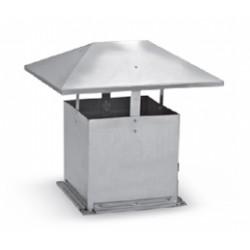 Czerpnie/wyrzutnie prostokątne dachowe