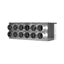Rozdzielacz przelotowy FLEXO BOX P12