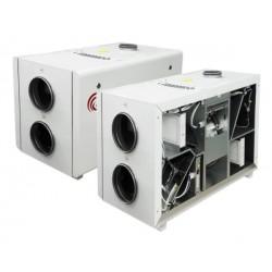 Rekuperator z nagrzewnicą elektryczną RIRS HE EKO 3.0 (poziomy)
