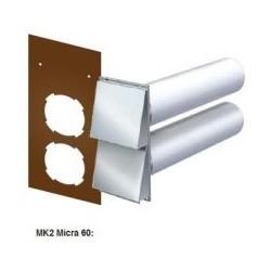 Zestaw montażowy MK2 MICRA 60 • Vents • PROFESJONALNA WYSYŁKA • INDYWIDUALNE RABATY na ZAPYTANIE