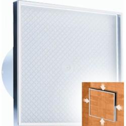 Wentylator łazienkowy (osiowy) INSIDE możliwość nałożenia płytki glazury