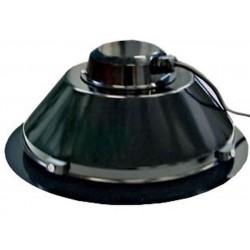 Dachowy wentylator z uchylną obudową TFSR