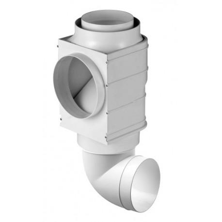 Hybrydowy system wentylacji - Awenta - Seria Awentis II