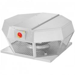 Dachowy wentylator promieniowy z wyrzutem poziomym VIVO.P