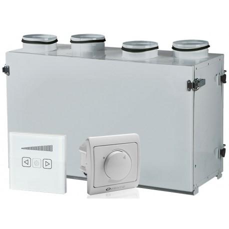 Nawiewno-wywiewna centrala wentylacyjna (rekuperator) z odzyskiem ciepła seria VUT V mini