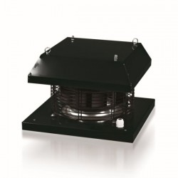 Odśrodkowy wentylator dachowy serii VKH