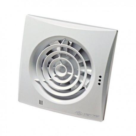 Wentylator łazienkowy (osiowy) seria QUIET, ultra cichy 25 dB