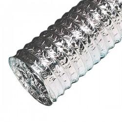 Kanał elastyczny z folii aluminiowej