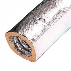 Kanał elastyczny z folii aluminiowej IZOLOWANY SONOCON