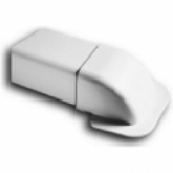 Maskownica ścienna PVC