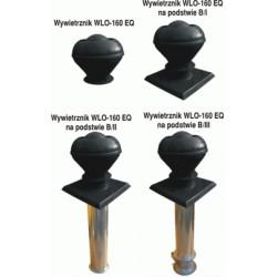 Wywietrzniki grawitacyjne przeciwwybuchowe WLO EQ